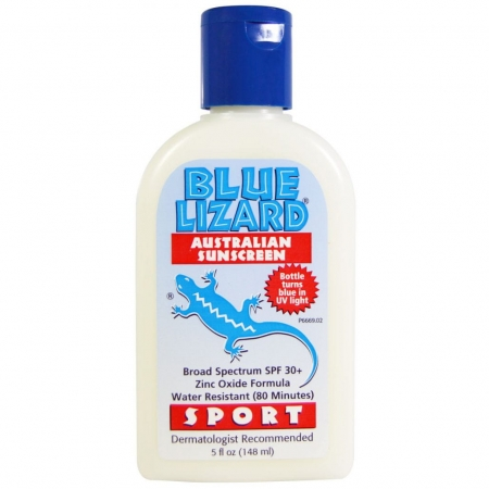 Photo of Blue Lizard Sport Sunscreen